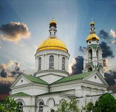 The christian orthodox church Royalty Free Stock Photography