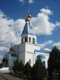 Christian orthodox church Stock Photography