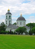 Christian orthodox church of the 18th century Royalty Free Stock Photography