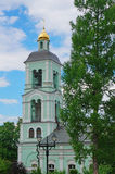 Christian orthodox church of the 18th century Stock Photo