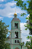 Christian orthodox church of the 18th century Stock Photography
