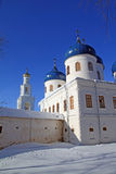 Christian orthodox male priory Stock Photography