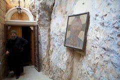 Christian Orthodox Monastery foto de stock royalty free