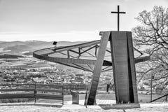 Christian pilgrimage site - Marianska hora, Slovakia Royalty Free Stock Images