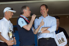 Christian Prudhomme Royalty Free Stock Image