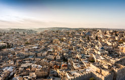 Christian Quarter of Jerusalem Stock Images