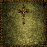 Christian religious background Stock Photography