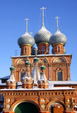Christian Russian church royalty free stock images