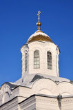 Christian Russian churh Royalty Free Stock Images