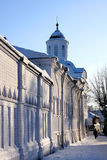 Christian Russian female monastery royalty free stock image