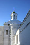 Christian Russian monastery Stock Photos