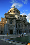 Christian Science Church. World headquarters of the Christian Science Church at Boston, Massachusetts, USA Royalty Free Stock Photography