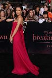 Christian Serratos. At The Twilight Saga: Breaking Dawn - Part 1 Los Angeles Premiere, Nokia Theatre L.A. Live, Los Angeles, CA 11-14-11 Royalty Free Stock Image