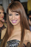 Christian Serratos Royalty Free Stock Image