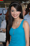 Christian Serratos lizenzfreie stockbilder