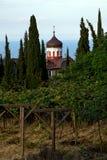 Christian shrine on Mount Athos Royalty Free Stock Photos