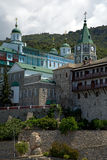Christian shrine on Mount Athos Royalty Free Stock Images