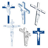 Christian signs. Royalty Free Stock Images
