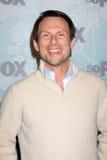Christian Slater Fotografia Stock Libera da Diritti