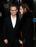 Christian Slater, Brittany Lopez Royalty Free Stock Photos