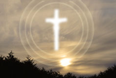Christian Spirituality royalty-vrije stock afbeeldingen