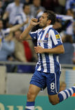 Christian Stuani of RCD Espanyol Royalty Free Stock Photography