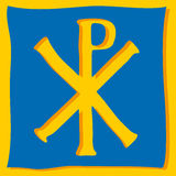 Christian symbol Stock Image