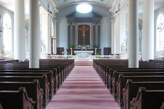 Christian temple Royalty Free Stock Image