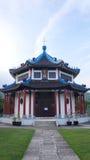 Christian Temple i Hong Kong Fotografering för Bildbyråer