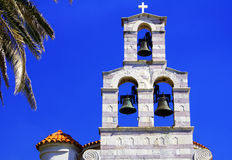 Christian tower Royalty Free Stock Images