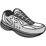 Christian Track Illustration Stockfotografie