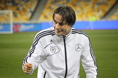 Christian Trasch of Germany Stock Images
