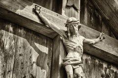 Christian Wayside Shrine Stock Images