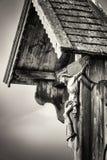 Christian Wayside Shrine Stock Image