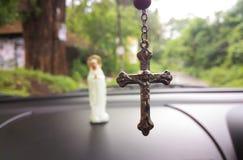 christiana krzyż Obraz Stock
