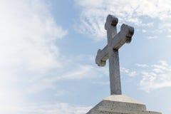 christiana krzyż Fotografia Stock