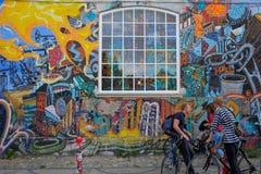 Christiania Obraz Royalty Free
