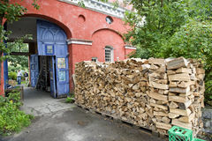 Christiania Royalty Free Stock Images