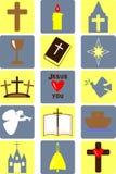christianisme Photo stock
