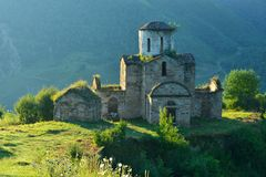 Christianity in Caucasus Stock Photo