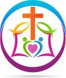 Christianity cross stock illustration