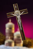 Christianity - Crucifix - Religion Stock Images