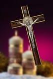 Christianity - Crucifix - Religion stock images