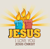 Christianity design. Royalty Free Stock Image