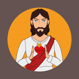 Christianity design. Stock Photos