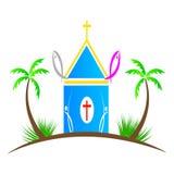 Christianity logo Stock Photography