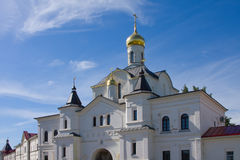 Christianity monastery Royalty Free Stock Image