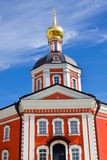 Christianity monastery Royalty Free Stock Photo