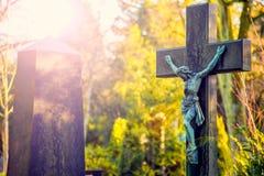 Christianity Religion Symbol Jesus Sculpture Royalty Free Stock Image