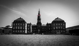 Christiansborg Zdjęcia Stock